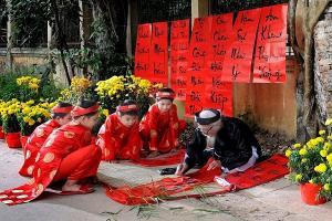 Hà Nội - điểm hẹn du lịch Tết