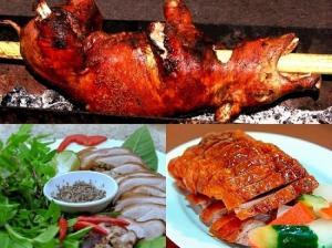 Xao xuyến ẩm thực thu Sa Pa