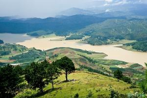 Du lịch Đà Lạt Tết Dương lịch nhớ ghé qua LangBiang
