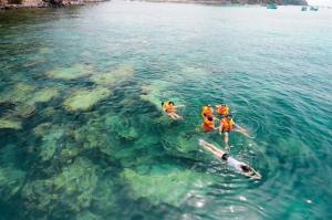 Tour du lịch Đảo Nam Du 2 ngày 2 đêm - du hí Vịnh Hạ Long của miền Nam