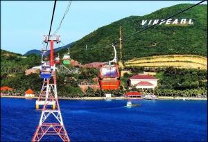 Tour du lịch Nha Trang 3 ngày 3 đêm (Vinpearl Land)