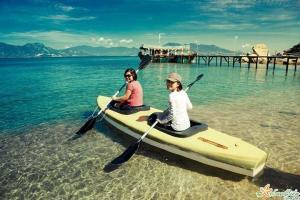 Du lịch đảo Bình Lập – những kỉ niệm khó quên