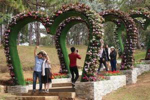 Du lịch Đà Lạt Tết Nguyên Đán - khám phá Thung Lũng Tình Yêu lãng mạn