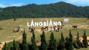 Du lịch Đà Lạt Tết 2017 - chinh phục dãy Langbiang hùng vĩ