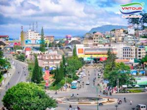 Tour du lịch Đà Lạt Tết Dương Lịch 2017 3 ngày 3 đêm