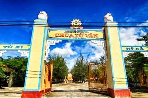 Chùa Ốc - nét kiến trúc độc đáo của du lịch Nha Trang