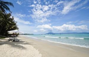 Sững sờ nét đẹp bãi biển Dốc Lết Khánh Hòa