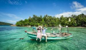 Kinh nghiệm du lịch - phượt đảo Nam Du tự túc giá rẻ