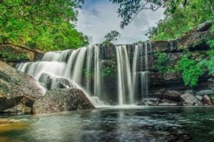 Non nước hùng vỹ hữu tình của Suối Tranh Phú Quốc