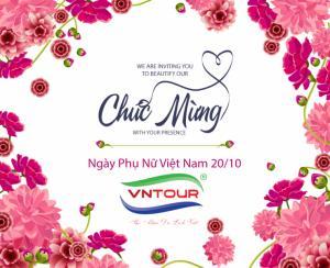 Chương trình khuyến mãi hot ngày Phụ Nữ Việt Nam 20/10/2017