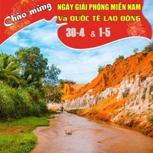 Tour du lịch Phan Thiết - Đà Lạt Lễ 30/4 - 1/5 năm 2017 4 ngày 3 đêm