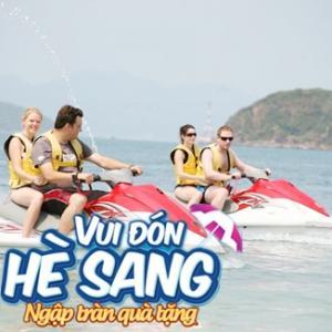 Tour du lịch hè Nha Trang 3N3Đ: Bãi Dài - VINPEARLAND...