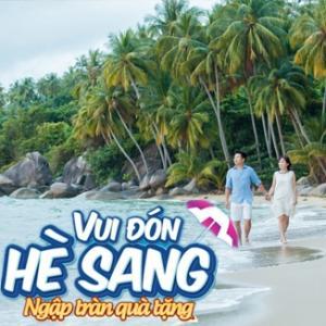Tour du lịch đảo Nam Du dịp hè 3N3Đ: Hòn Lớn - Hòn Nồm...