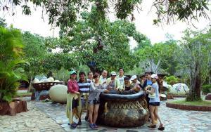 Tour du lịch Vũng Tàu Bình Châu 2 ngày 1 đêm