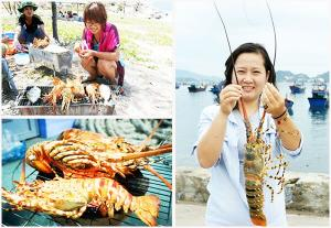 Tour du lịch đảo Nha Trang - Bình Ba 3N3Đ: Đảo tôm hùm - Vinpearland