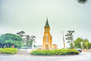 Tour du lịch Đà Lạt 3N3Đ: Đường Hầm Đất Sét