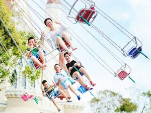 Tour du lịch Phú Quốc 3N3Đ: VINPEARLLAND - Dinh Cậu...