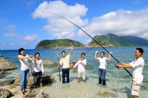 Tour du lịch đảo Phú Quốc 4N3Đ: Câu Cá - Ngắm San Hô...