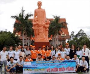 Tour du lịch học sinh sinh viên Phan Thiết 2N1Đ: Đồi Cát Bay...
