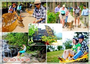 Tour du lịch Nha Trang 4N3Đ: Suối Hoa Lan - Đảo Khỉ