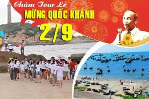 Tour du lịch Phan Thiết - Mũi Né 3 ngày 2 đêm lễ Quốc Khánh 2/9/2017