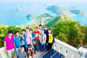 Tour du lịch Đảo Nam Du 2N2Đ:  Vịnh Hạ Long của miền Nam