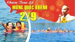 Tour du lịch Đảo Bình Ba 2N2Đ: Lễ Quốc Khánh 2/9/2017