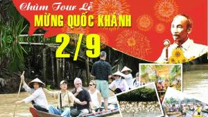 Tour du lịch miền Tây 3N2Đ: Lễ Quốc Khánh 2/9/2017