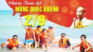 Tour du lịch đảo Nam Du 2N2Đ: Lễ Quốc Khánh 2/9/2017