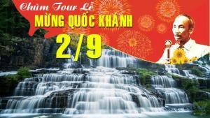 Tour Du Lịch Đà Lạt 3 Ngày 2 Đêm: Lễ Quốc Khánh 2/9/2017
