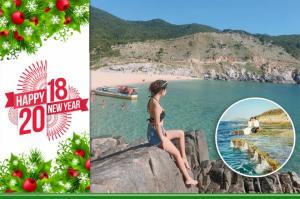 Tour du lịch Ninh Chữ Tết Dương Lịch 2019: Đảo Bình Hưng - Hang Rái