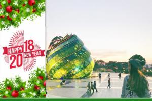 Tour du lịch Đà Lạt 3N3Đ: Tết Dương Lịch 2018