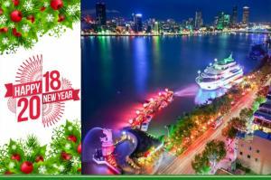 Tour du lịch Đà Nẵng 5N4Đ: Tết Dương Lịch 2018