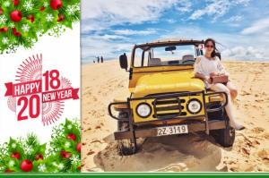Tour Du Lịch Phan Thiết 2N1Đ: Tết Dương Lịch 2018