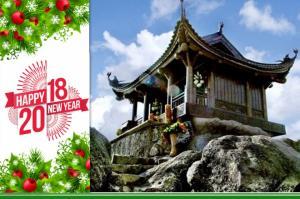 Tour du lịch Hà Nội Tết Dương Lịch 2019: Bái Đính - Yên Tử - Sapa