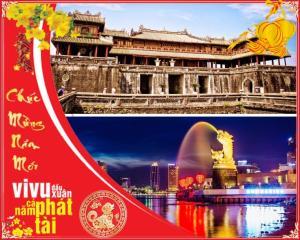 Tour du lịch Đà Nẵng Huế 4N3Đ: Tết Nguyên Đán 2018