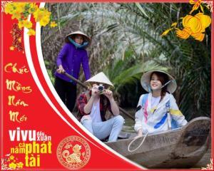 Tour du lịch Cà Mau Cần Thơ Tết Nguyên Đán 2019: Sóc Trăng - Bạc Liêu - Mỹ Khánh