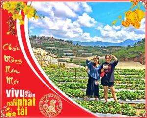 Tour du lịch Đà Lạt 3N3Đ: Tết Nguyên Đán 2018