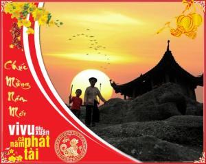 Tour du lịch Hà Nội  Yên Tử 6N5Đ: Tết Nguyên Đán 2018