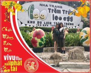 Tour du lịch Nha Trang Đà Lạt 5N4Đ: Tết Nguyên Đán 2018