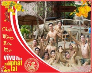 Tour du lịch Nha Trang Tết Âm Lịch 2019: Khu Du Lịch Trăm Trứng