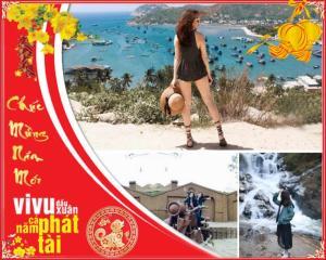 Tour du lịch Ninh Chữ Đà Lạt: Cổ Thạch - Vịnh Vĩnh Hy
