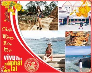 Tour Du Lịch Bình Ba Đà Lạt: Đảo Tôm Hùm - Khu Du Lịch LangBiang
