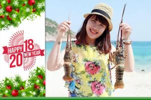 Tour Du Lịch Đảo Bình Ba 2N2Đ: Tết Dương Lịch 2018