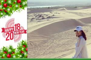 Tour Du Lịch Phan Thiết Tết Dương Lịch 2019: Công Viên Tượng Cát - Lâu Đài Vang
