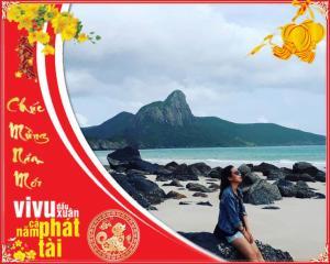 Tour du lịch Côn Đảo 3N3Đ: Tết Nguyên Đán 2018