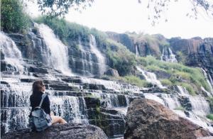 Tour du lịch Đà Lạt 3N3Đ: Làng Hoa Vạn Thành - Thác Pongour