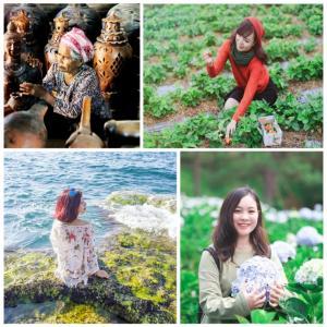 Tour du lịch Ninh Chữ - Đà Lạt lễ 30/4 - 1/5 năm 2018 4 ngày 3 đêm
