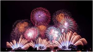Chặng đường 10 năm của lễ hội pháo hoa quốc tế Đà Nẵng