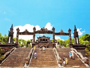 Tour du lịch Phong Nha - Vũng Chùa - Huế - Hội An - Bà Nà 5 ngày 4 đêm